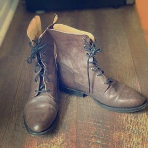 Frye Jamie Artisan Lace Boot